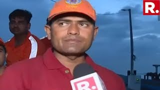 High Alert Sounded Across Gujarat; NDRF Teams Put On Standby