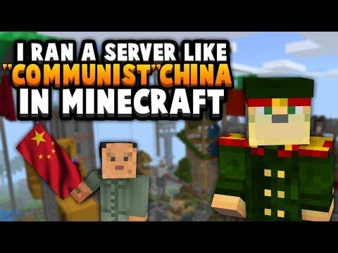 I Ran A Minecraft Server Like A