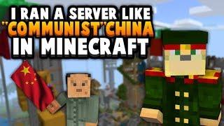 "I Ran A Minecraft Server Like A ""Communist"""