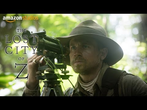Thumbnail: The Lost City of Z - Official Teaser Trailer | Amazon Studios