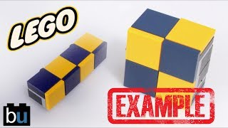 How to Build a MiNi LEGO Infinity Cube