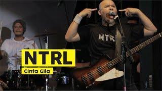 NTRL - Cinta Gila (Live at Mandala Krida Yogyakarta)