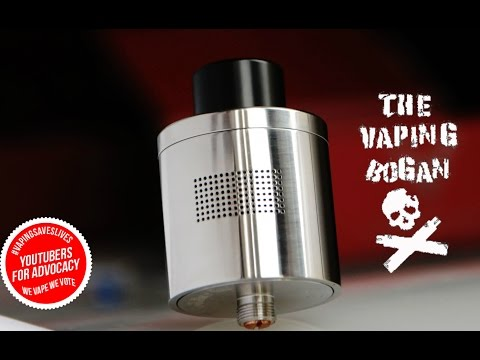 The Modfather 30mm RDA - The Vaping Bogan