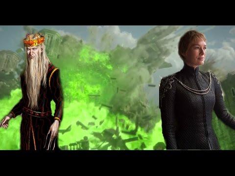 Финал. 6 сезон Игры престолов. Безумная Королева