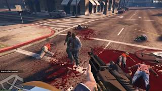 GTA V PC Blood Patch [1080p60]