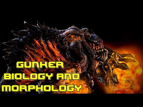 Lambent Gunker Biology Explained | The Imulsion Parasite Explored | Gears of War 3 Lore
