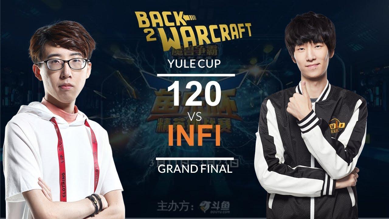 Warcraft 3 - Yule Cup GRAND FINAL: [UD] 120 vs  Infi [NE]