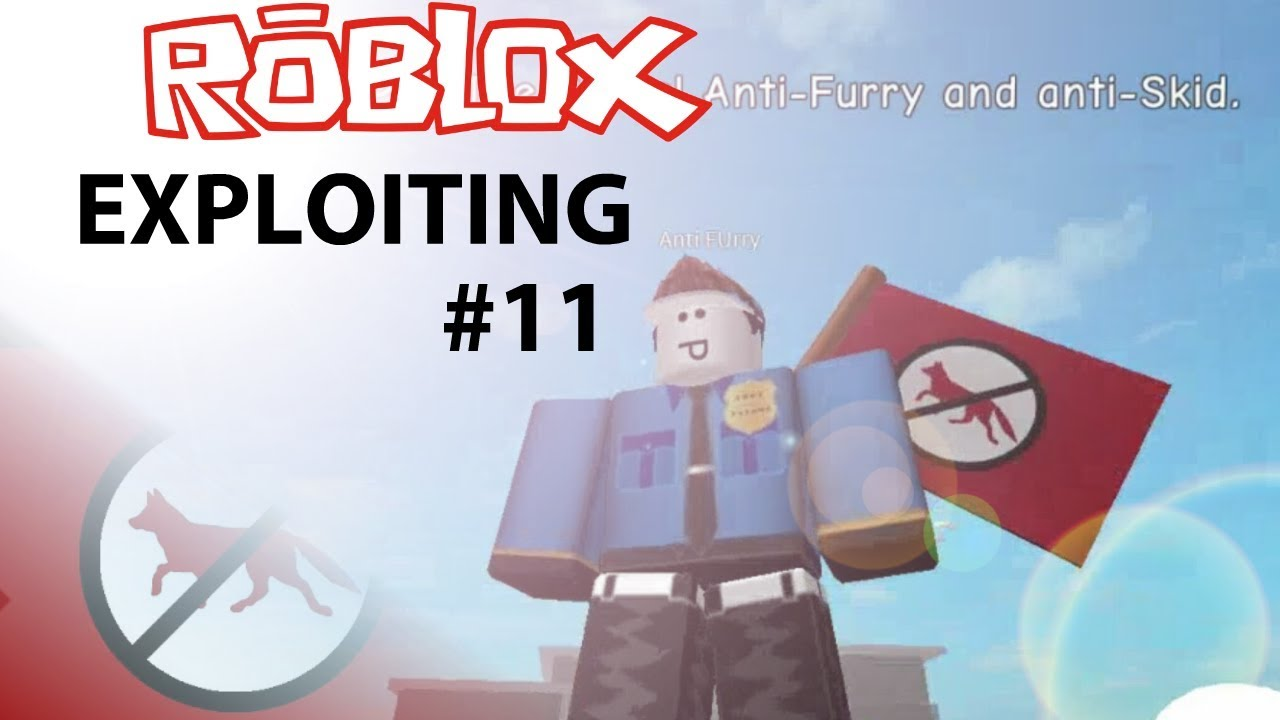Roblox Script Anti Furry Anti Furry Roblox Exploiting 11 Youtube