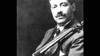 Kreisler plays Rimsky-Korsakov Chanson Hindoue (Sadko)