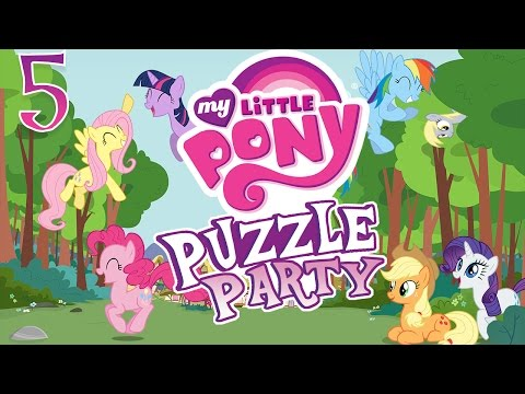 Flutter Fly Away|My Little Pony: Puzzle Party||Part 5