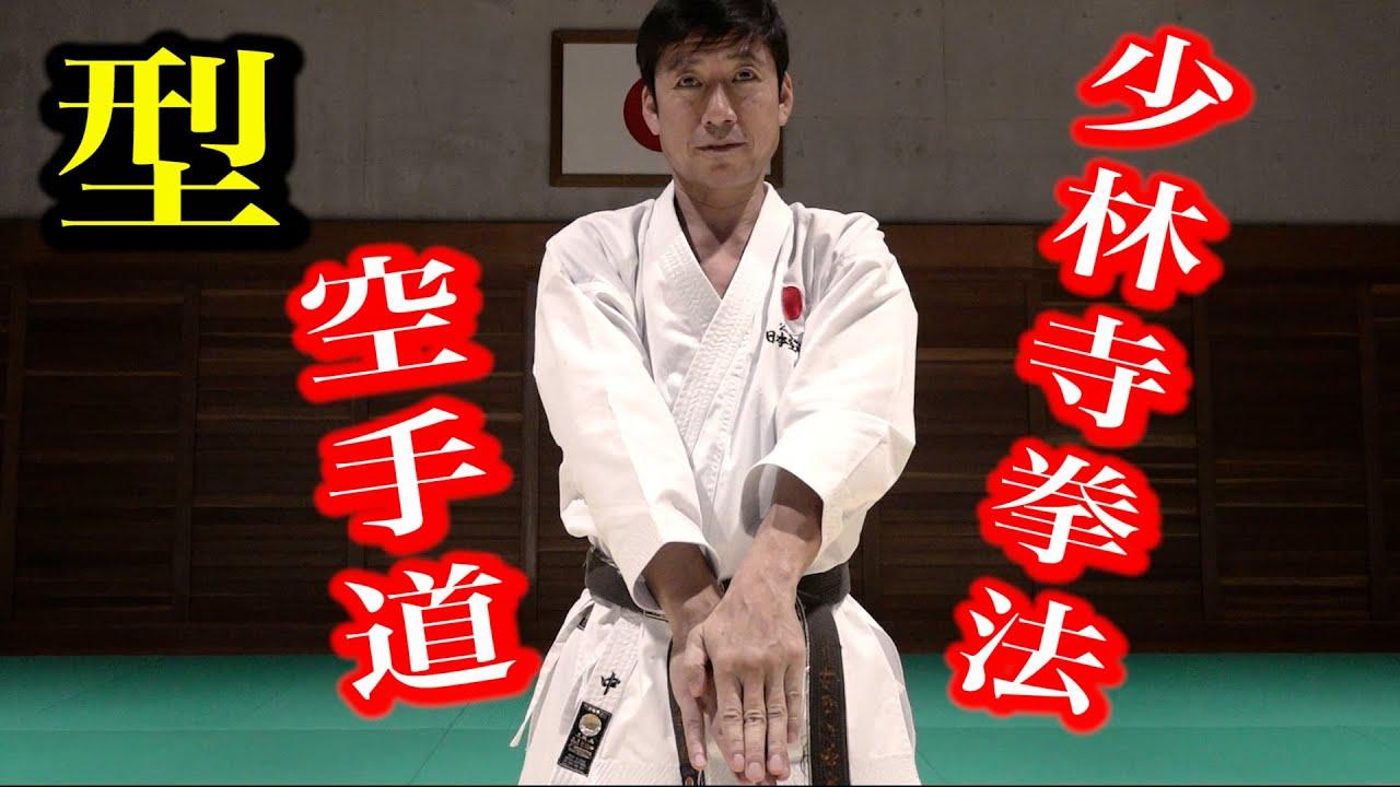空手と少林寺拳法【型で変わる身体】中達也と井上弘が本音で語る Talk about Kata in Karate and Shorinjikempo