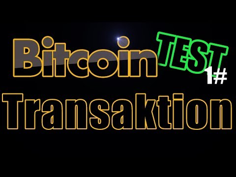 Bitcoin Transaktion Gebühren TEST Sep. 2017 # Electrum Wallet