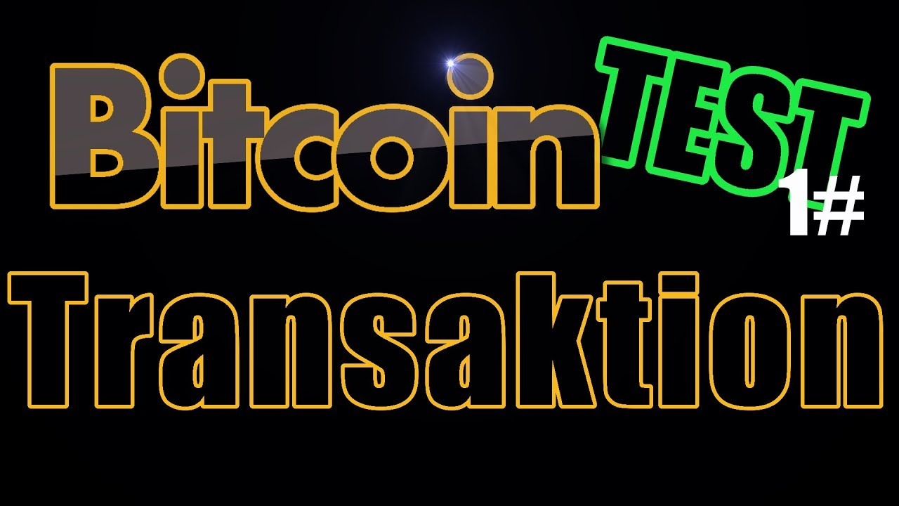 Bitcoin Test