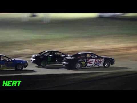 Hornet Racing at Brownstown Speedway: Another heat win!