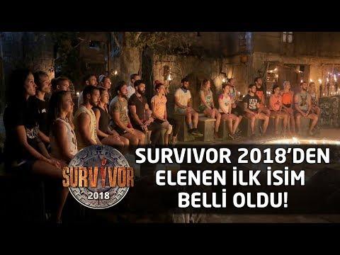 Survivor 2018 | 8. Bölüm | Survivor 2018'den elenen ilk isim belli oldu!