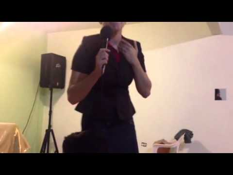 Evang. Nanichy Rivera Tema: Dando frutos en mi muerte