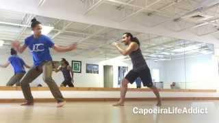 Capoeira Tutorial: S-Dobrado