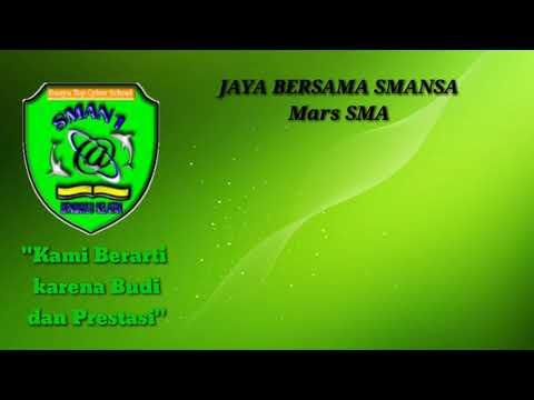 Jaya Bersama SMANSA - Mars SMAN 1 Bengkulu Selatan (Lyrics)