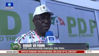 News Across Nigeria: Benue State Govt/IFAD Flag Off Rice Planting Season Pt 2