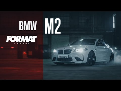 AKRAPOVIC BMW M2 by FORMAT67.NET (director s cut)