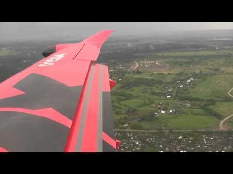 Посадка Pilatus PC12 в аэропорту Победилово (Киров)