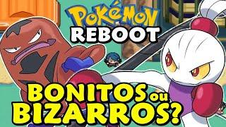 Pokémon Reboot (Detonado Monotype - Parte 7) - Ginásio Lutador e Lavender Tower