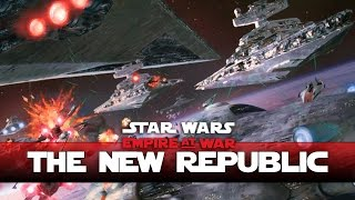 New Republic - Thrawns Revenge - Ep5 - (Star Wars RTS Lets Play)
