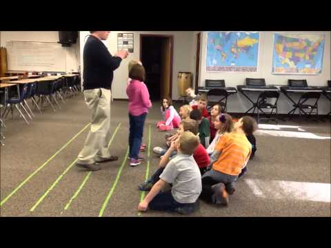 WP teaching music reading and intervals
