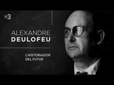 La matemàtica de la història. Alexandre Deulofeu. Visiona TV