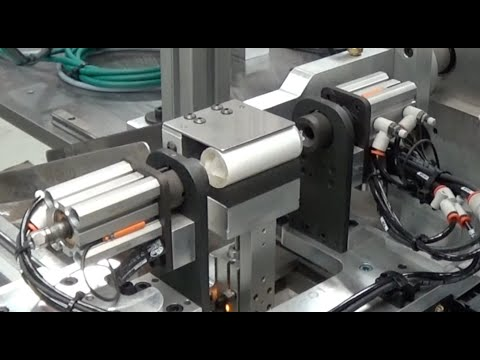 Franklin Automation Inc.- Lint Roller Assembly Machine