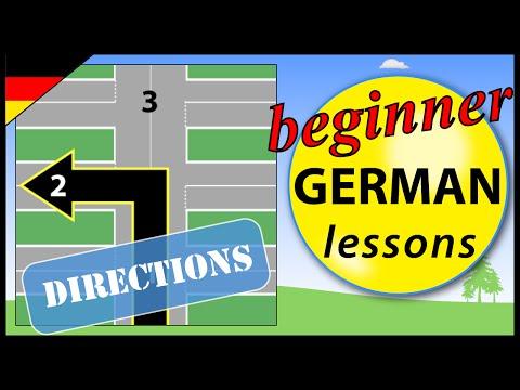 Picture description exercises in german