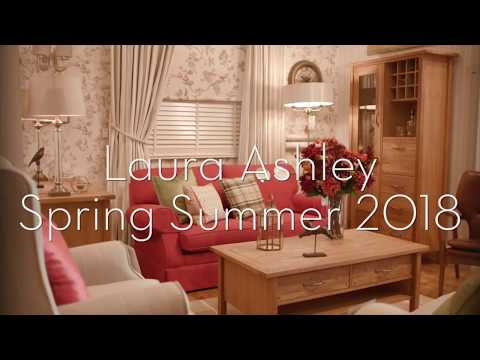 Laura Ashley Spring Summer 2018 Collections