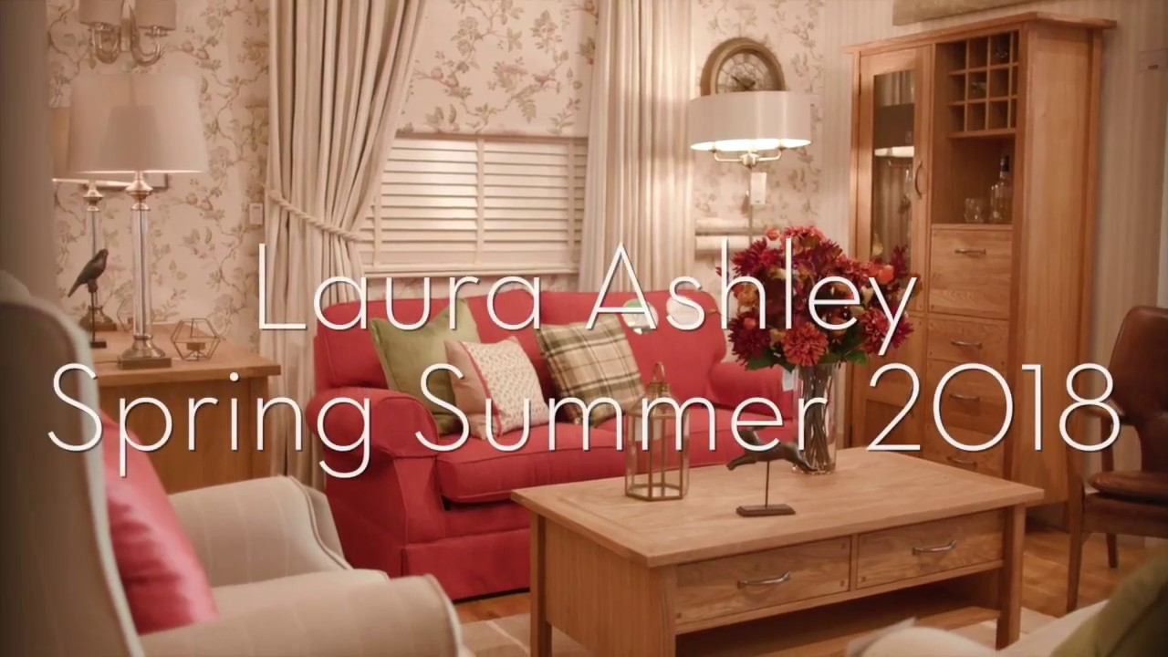 Laura Ashley Spring Summer 2018 Collections Youtube