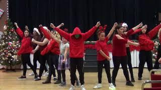 Christmas Hip Hop Dance 2017
