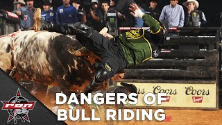 The Dangers of Professional Bull Riding