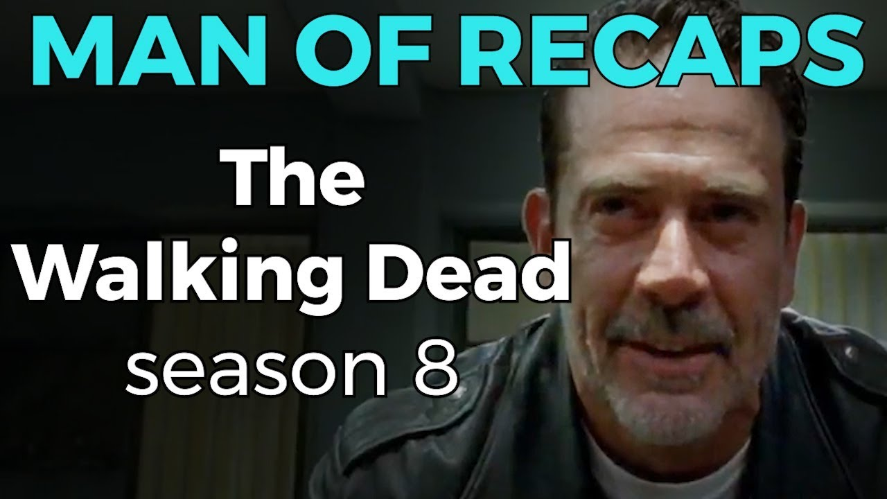 Heres The Only Walking Dead Season 9 Recap Video You Need