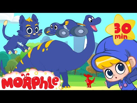 Mila Gets Morphing Power! My Magic Pet Morphle Animation Episodes For Kids
