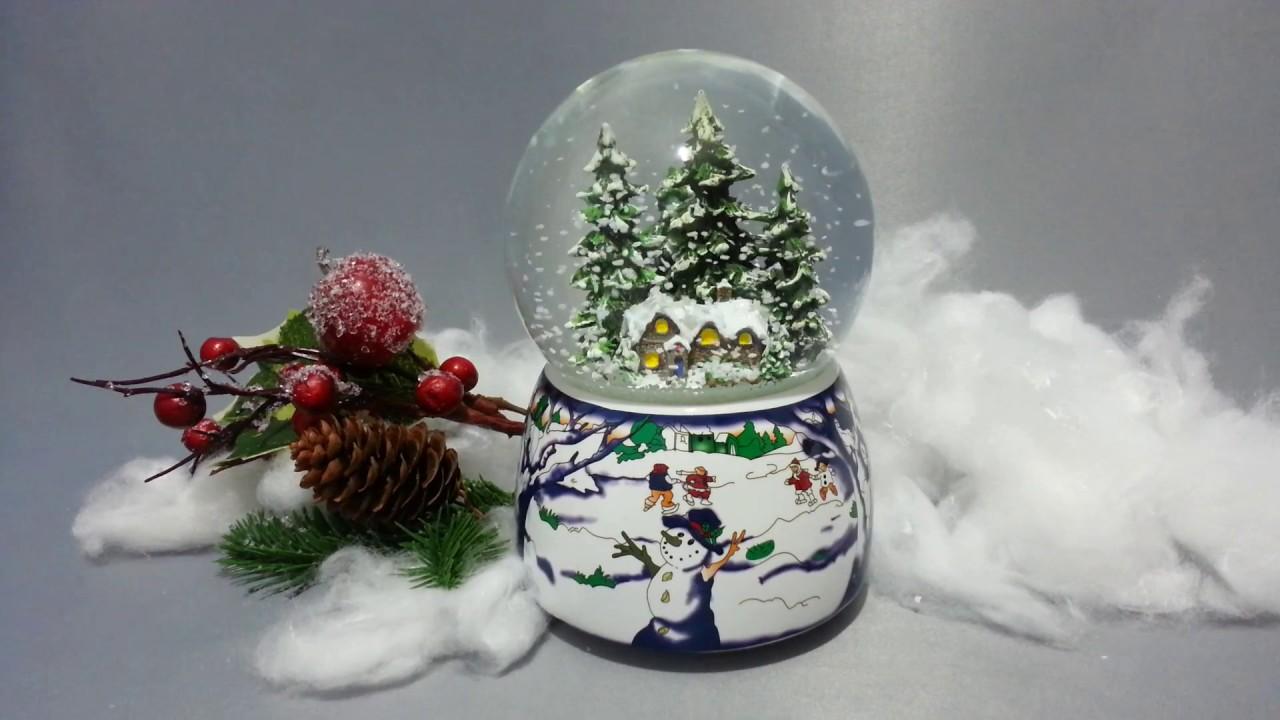 открытки со снегом своими руками формат