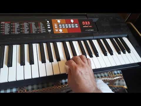 Dheere Dheere Se Mere Zindagi...Piano Musical By Nizam