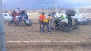 Sprint Car CRASH Compilation: Part 2