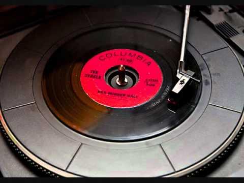 Red Rubber Ball - Vinyl 45 Rip.wmv