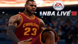 NBA LIVE 16 [Gameplay][Face Scan][Demo]