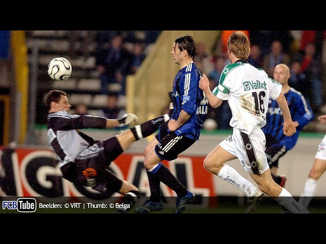 2005-2006 - Jupiler Pro League - 32. Club Brugge - Cercle Brugge 2-0