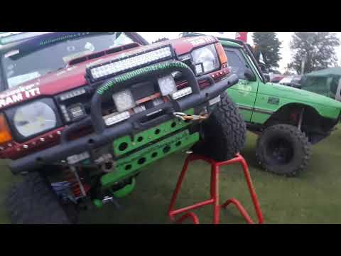 Driffield Landrover Spring Adventure Show 2019