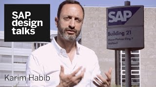 Design Should Answer Lots of Questions – Karim Habib, BMW