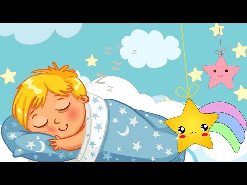 Live 24h/7: Soft Relaxing Baby Sleep Music ♫ Brahms Lullaby ♫ Best Bedtime Lullaby For Sweet Dreams
