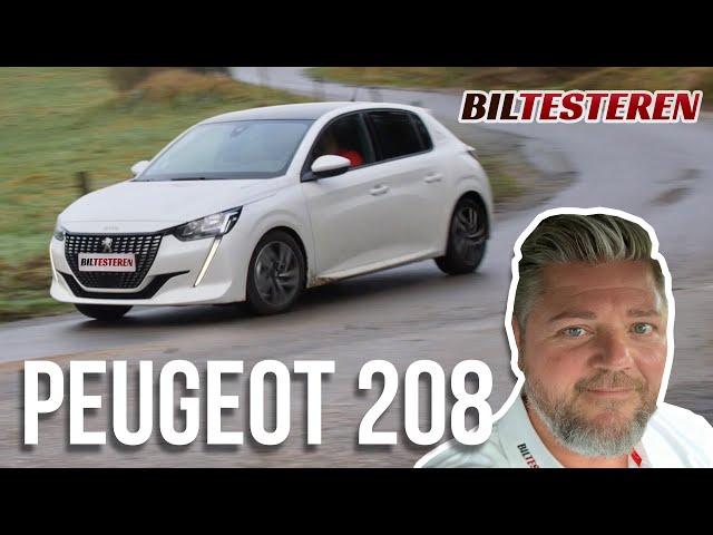 Kæmpe step op: Peugeot 208 (test)