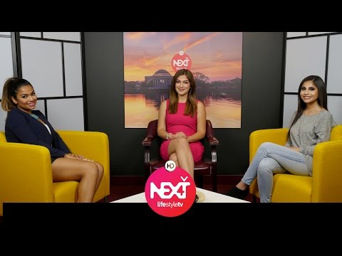 Exclusive Interview With Miss India DC 2016 Madhi Valli, Maya and Ashleigh | Next TV