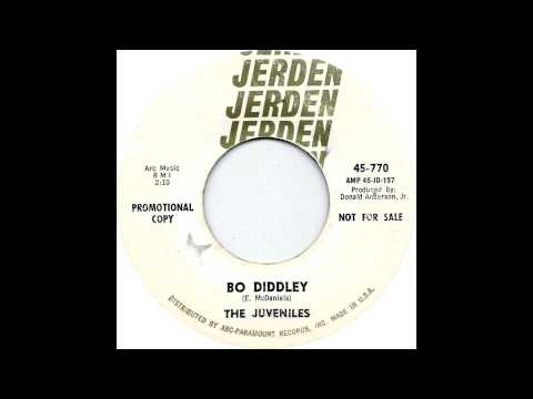 The Juveniles - Bo Diddley (Bo Diddley Cover)