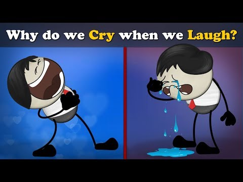 Why do we Cry when we Laugh? + more videos | #aumsum #kids #science #education #children